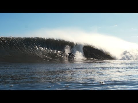 FALL SURF IN NEW JERSEY WITH KELLY SLATER