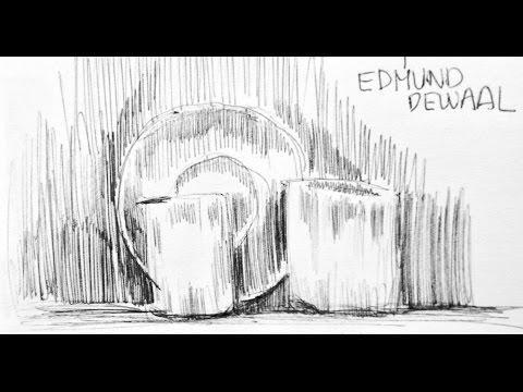 ✐ Dessiner comme Edmund Dewaal / Royal Academy Londres