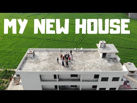 MY NEW HOUSE - PUNJABI VLOGGER