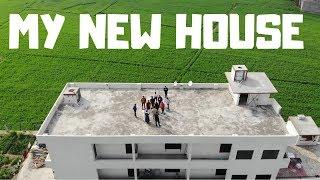 MY NEW HOUSE (ਪਾਠ ਦਾ ਭੋਗ)   PUNJABI VLOGGER