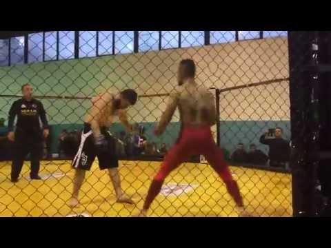 MMA Türkiye Cihad Demirkol 65 Kg 10 Sn KO