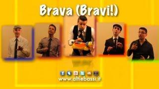 Mina - Brava (Bravi!) - A Cappella - Alti & Bassi - Lyrics in description