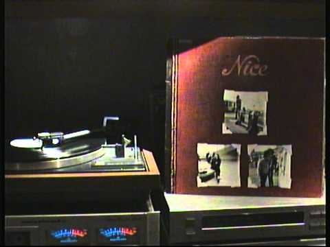 The Nice - For Example (Nice, 1966)  only Vynil