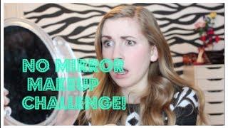 No Mirror Makeup Challenge!! + Holiday Giveaway Winner! Thumbnail