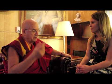 Matthieu Ricard on how to meditate