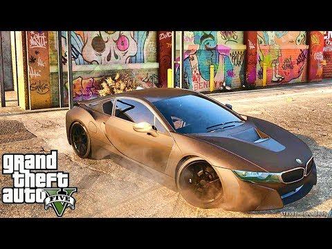 GTA 5 REAL LIFE CJ MOD #40 - JAMES BOND ON THEM!!!(GTA 5 REAL LIFE MODS/ THUG LIFE)