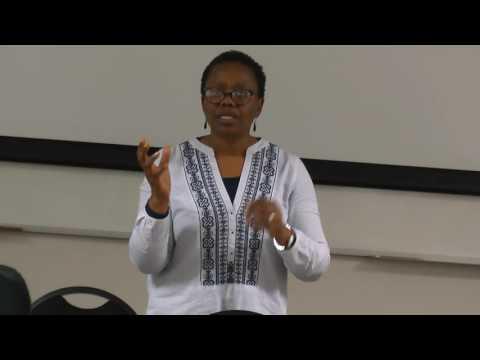 Professor Pamela Maseko, African Language Studies Section_Rhodes University