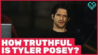 Can Tyler Posey Pass Our Lie Detector Test?