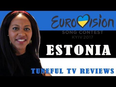 Eurovision 2017 - ESTONIA - Tuneful TV Reaction & Review