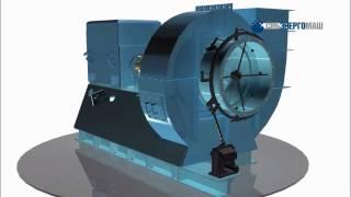 3D презентация    Дымосос ДН 17(, 2011-01-17T07:15:02.000Z)