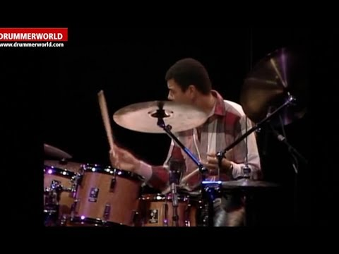Jack DeJohnette: One of the most exciting Drum Solos with Keith Jarrett: Woody'n You