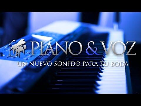Bienvenidos a PIANO Y VOZ