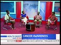 Cancer Awareness:Cancer awareness by caregivers,they carry emotional burden