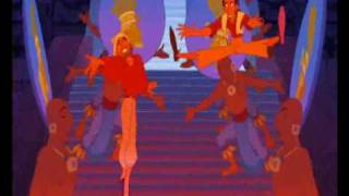 The Road To El Dorado - It's Tough To Be A God (European Spanish) HQ