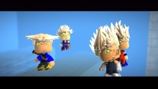 LittleBigPlanet 2- DC X DBZ : Final Crisis Episode 1