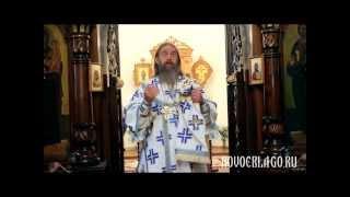 видео: Митрополит Алексий (Кутепов) проповедь часть 1 от 31.08.2012
