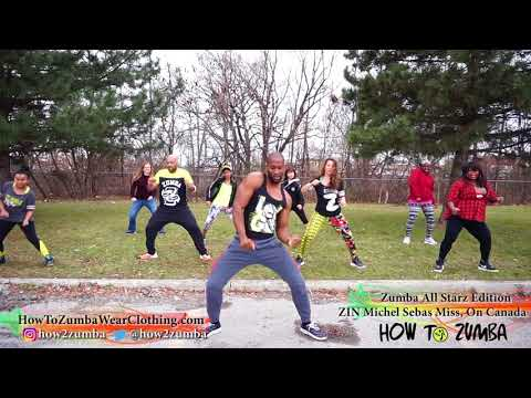 Pa' la Camara by El Chacal (Reggaeton,  Zumba® Fitness Choreography) @How2Zumba