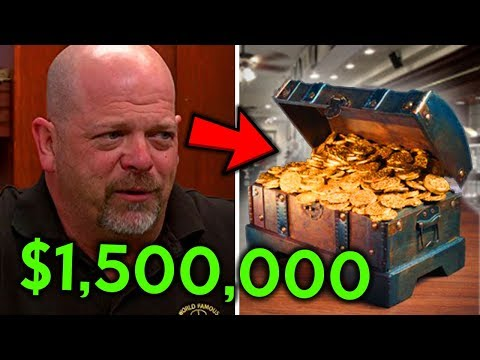 5 Most Expensive Items in Pawn Star History...