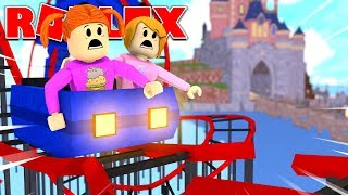 Roblox | Riding Extreme Rides At Disney World!
