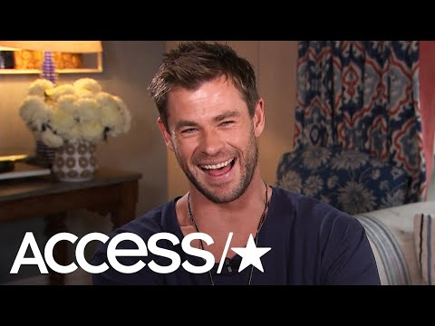 Chris Hemsworth On Why Americans Should Visit Australia | Access