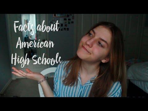 факты про Американские старшие школы