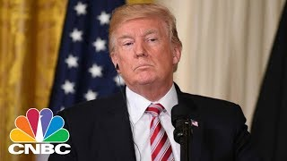 President Donald Trump: Amazon Can Afford Fair Rate For Post Office | CNBC