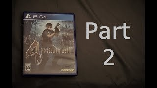 Let's Play - Resident Evil 4 (PS4 part 2 with commentary)