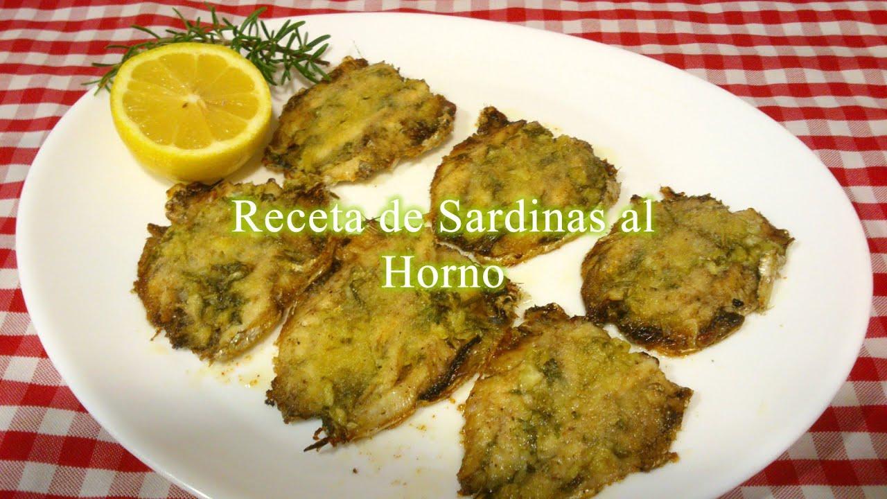 Cocinar Sardinas Al Horno | Receta Facil De Sardinas Al Horno Youtube