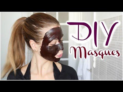 [ DIY n°8 ] : 4 Masques visage maison ♡