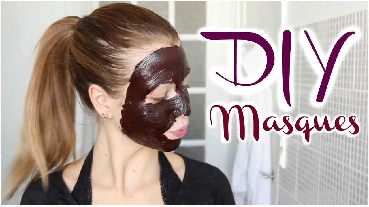 diy masque visage