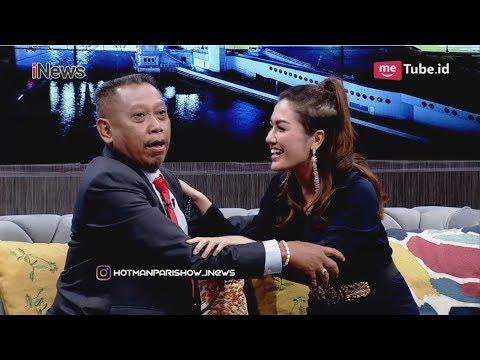 Ekspresi Tukul Arwana Saat Cium Pipi Kanan Kiri dengan Jelita Callebaut Part 1B - HPS 23/05