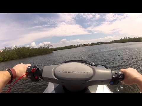 Yamaha FX SHO Cruiser - GoPro Hero2 Chest Mount POV