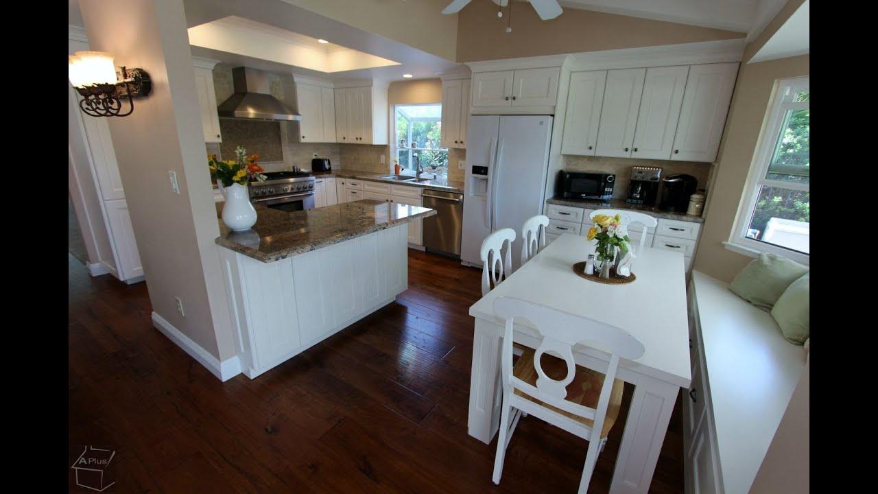 Complete Kitchen Remodel Before & After in Yorba Linda Orange County ...