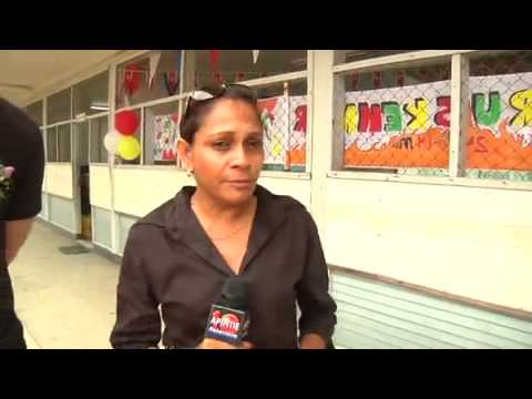 2014 Kick-off Viruskenner Suriname - door Apintie Televisie Suriname