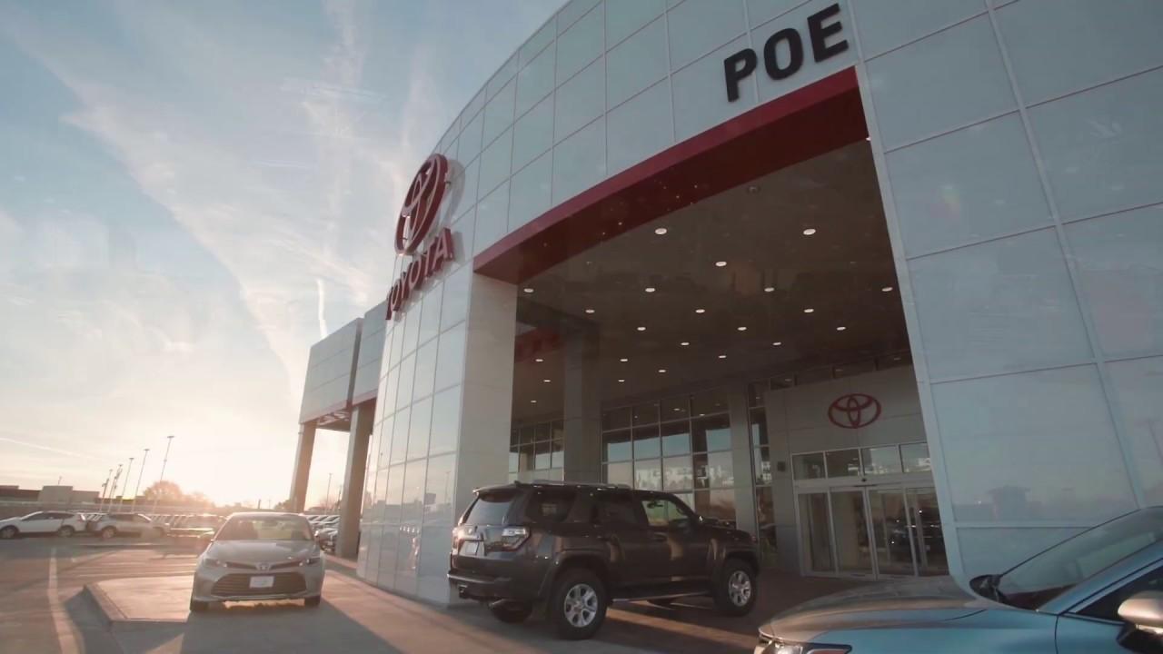 Toyota Dealership El Paso Tx >> Poe Toyota Toyota Dealership El Paso Tx Serving Socorro