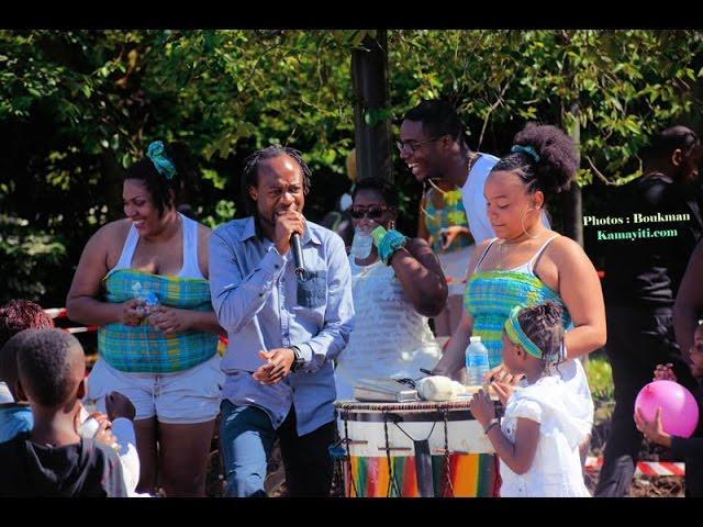 Jude Joseph, le conteur Haïtien rend hommage aux  esclaves noirs