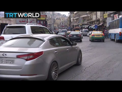 Amman Congestion: Jordan's capital strains under refugee crisis