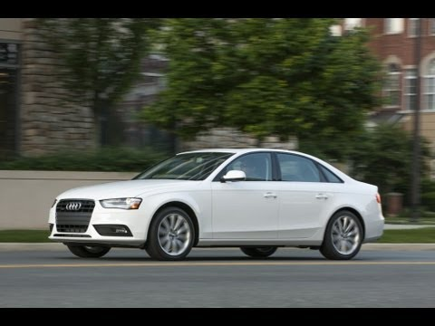 2013 audi a4 review youtube. Black Bedroom Furniture Sets. Home Design Ideas