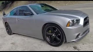 Dodge Charger R/T: (Cold Canyon) One Take