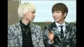 [THAISUB] 111010 LT DH EH KY - Popular ranking Arabic Interview.avi