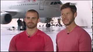 Amazing Race Canada 2014 -Meet Ryan  and Rob