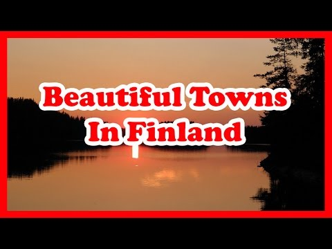 The 5 Most Beautiful Towns In Finland | Europe Travel Guide