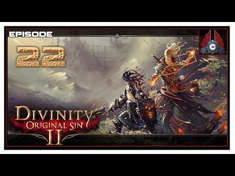 Let's Play Divinity: Original Sin 2 (Tactician Difficulty) With CohhCarnage - Episode 22