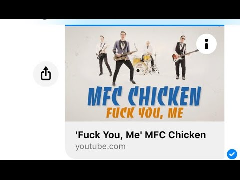 MFC Chicken - F*ck You, Me