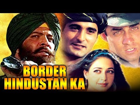 Border Hindustan Ka (2003) Full Hindi Movie | Aditya Pancholi, Priya Gill, Akshaye Khanna