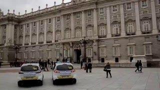 Прогулка по Мадриду, Испания(Обзорная экскурсия по Мадриду, Испания. Апрель 2016 Music: http://www.bensound.com., 2016-04-26T18:50:16.000Z)