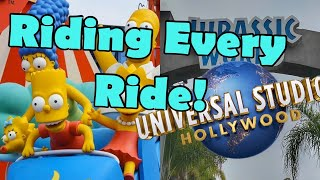 List Of Universal Studios Hollywood Rides