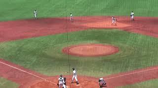 安田学園高校野球部 シートノック(2018年度 東東京大会_180724) yasuda gakuen High School Baseball Club Fielding Practice