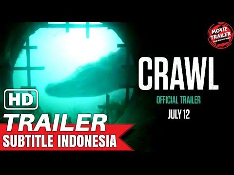 Crawl (2019) – Official Trailer | Subtitle Indonesia - Sub Indo