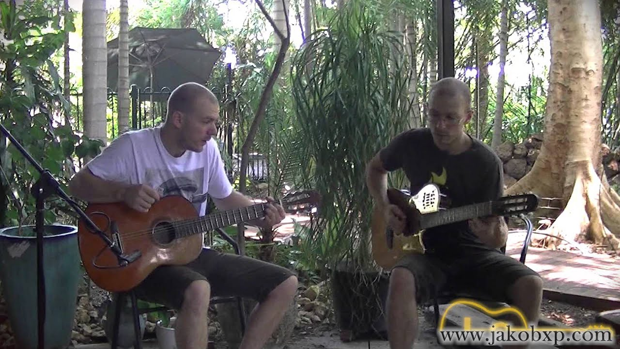acoustic guitar solo backyard boogie youtube